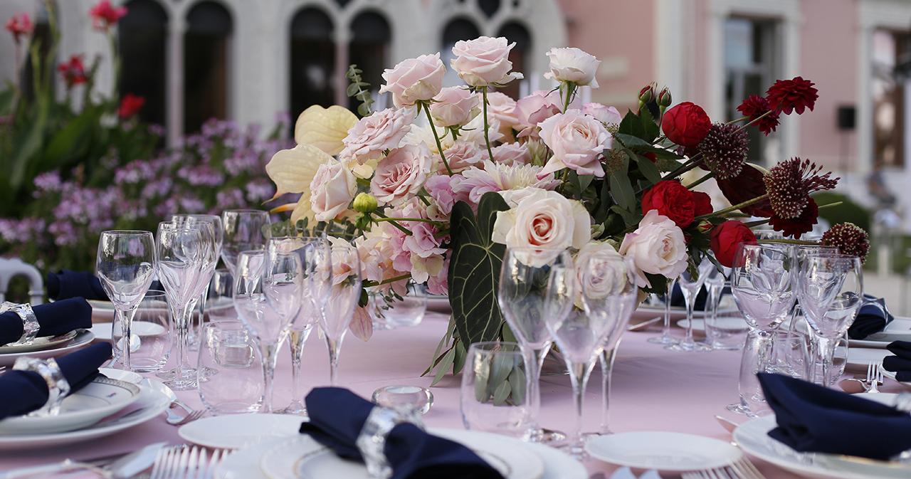 Свадьба - Вилла Ротшильд - Лазурный берег