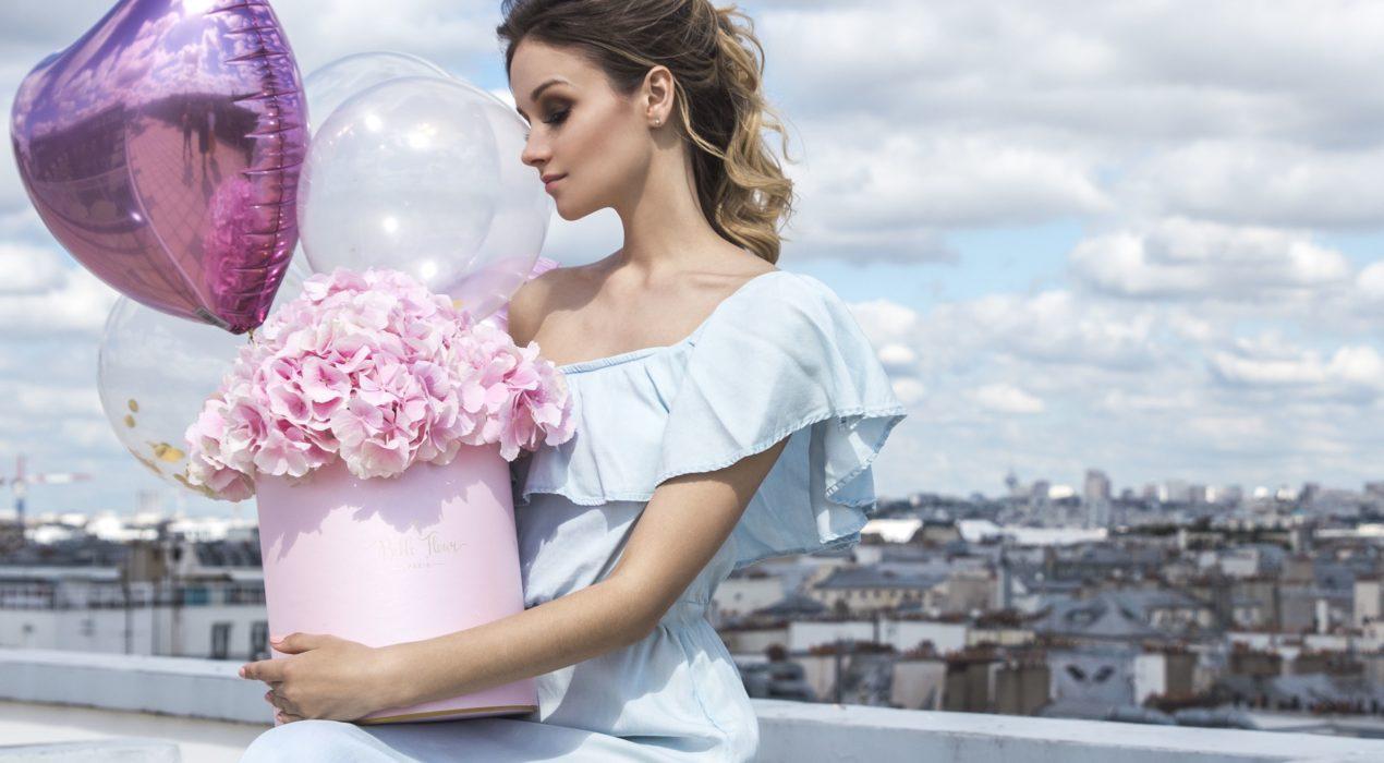 Belle Fleur Flower Box - Cadeaux Catégorie