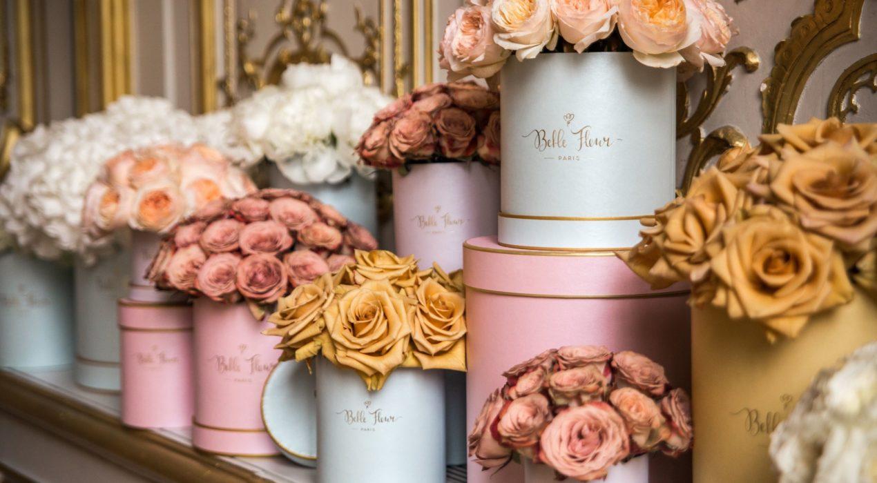 Belle Fleur Flower Box - Intemporelles Catégorie