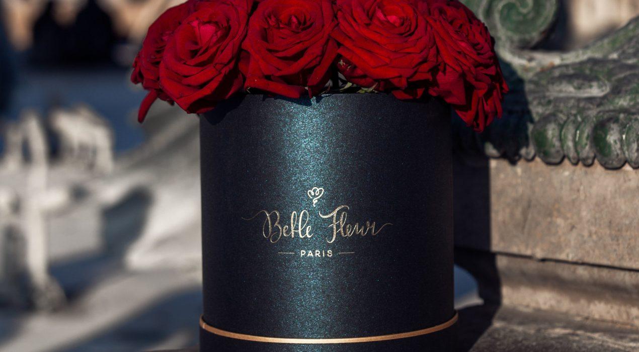 Belle Fleur Flower Box - Catégorie Pour Lui