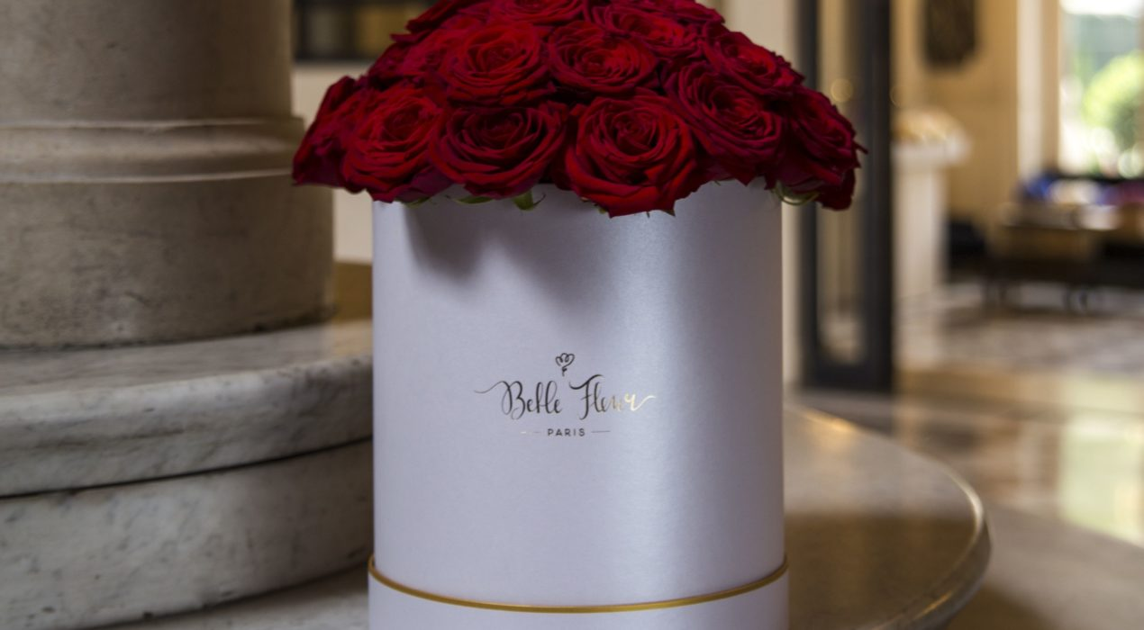 Belle Fleur Flower Box - Catégorie Roses Éternelles